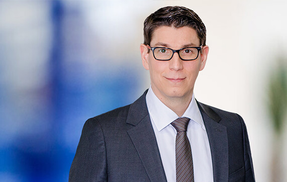 Advocaat Alexander Oebel, Director Debt Collection & Legal Affairs, TIMOCOM